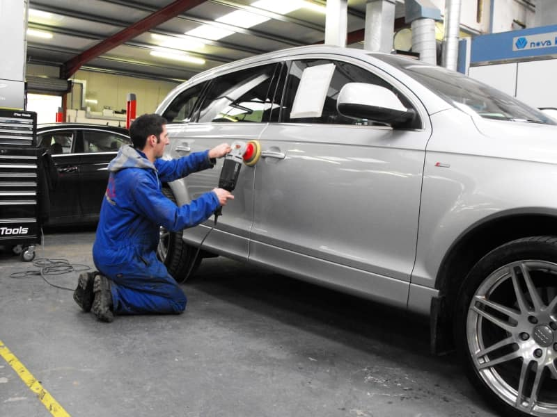 Auto Body & Paint Repair