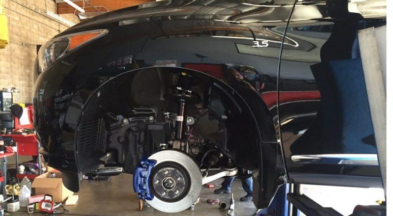 Brakes & Rotor Service