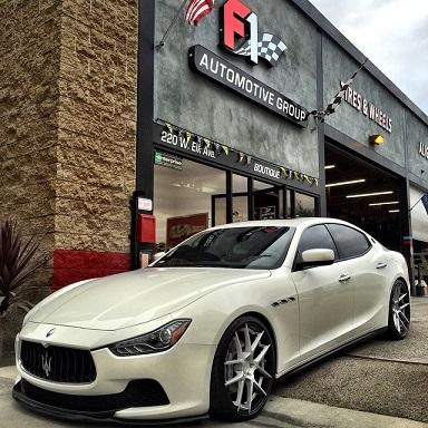 Maserati Specialists