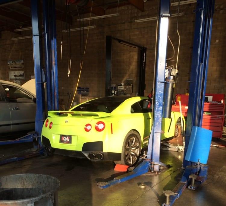auto repair glendale