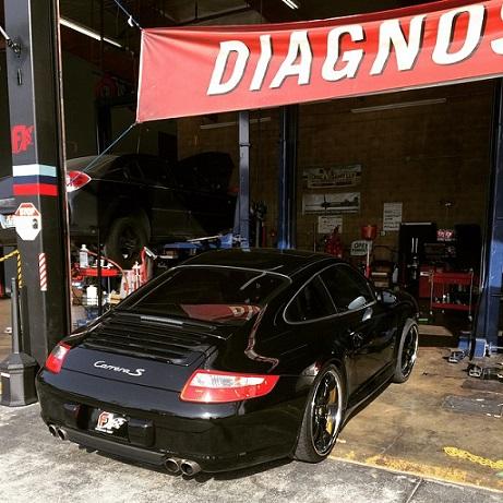 Porsche Service Specialist