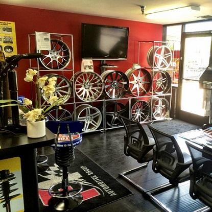 wheel shop glendale burbank