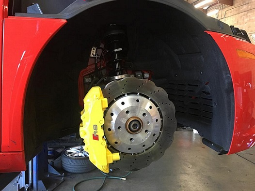 Aftermarket Brakes & Rotors