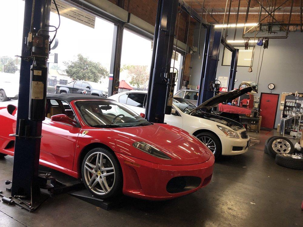 car repair services burbank