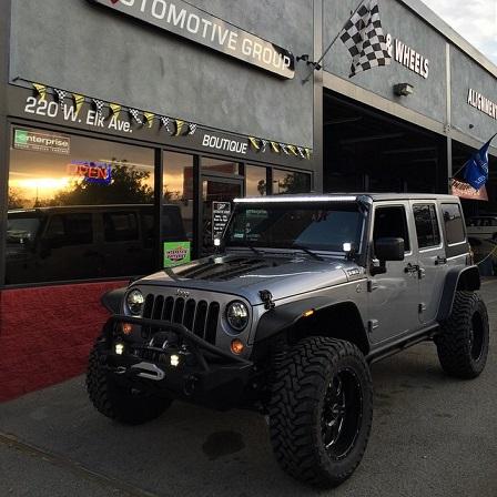 jeep service glendale & burbank